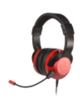 Power A Fusion Wired Gaming Headset   Crimson Fade by Game