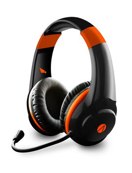 Stealth Multi Format Stereo Gaming Headset   Raptor by Game