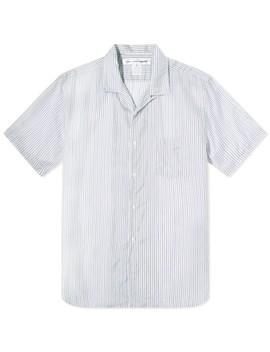 comme-des-garcons-shirt-stripe-vacation-shirt by comme-des-garçons-shirt
