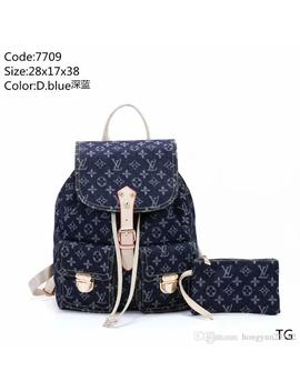 2019 Famous Designer Womens Handbag New Letter Shoulder Bag High Quality Genuine Leather Messenger Bag Luxurys Saddle Bag 32 by D Hgate.Com