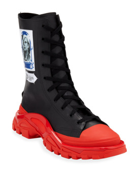 mens-rs-detroit-high-boot-sneakers by adidas-by-raf-simons