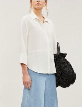 teon-button-through-woven-shirt by iben
