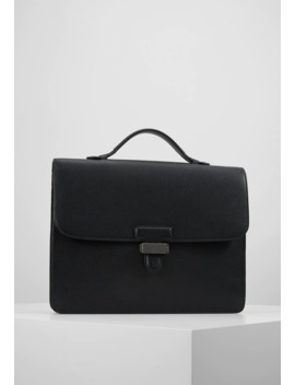 flap-briefcase-gusset---stresskoffert by le-tanneur