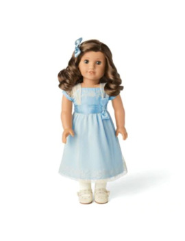 Rebecca's Hanukkah Outfit For 18 Inch Dolls by American Girl