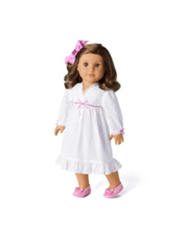 Rebecca's Nightgown For 18 Inch Dolls by American Girl