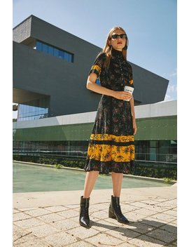 Country Shirt Dress by Desigual