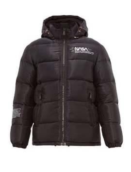 nasa-print-down-filled-jacket by heron-preston