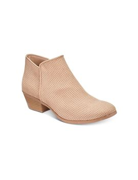 Brown Women's Warrenn Ankle Booties by Style & Co.