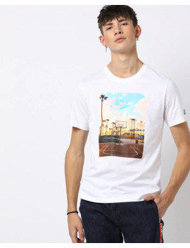 As M Nsw Ss Tee Court 1 T Shirt by Nike
