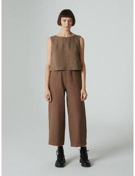 heavy-linen-pants_-linen-trousers_-linen-culottes_-washed-heavy-linen-pants_-soft-linen-trousers by etsy