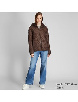 women-fleece-lined-quilted-parka by uniqlo