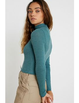 Uo   Haut Col Cheminée Douillet by Urban Outfitters