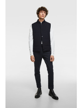 water-repellent-quilted-thermore-®-vest by zara