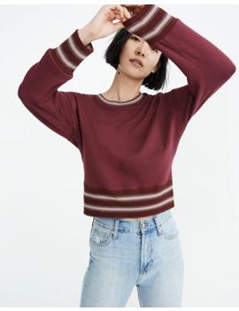 Retro Ringer Sweatshirt by Madewell