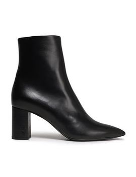 leather-ankle-boots by saint-laurent