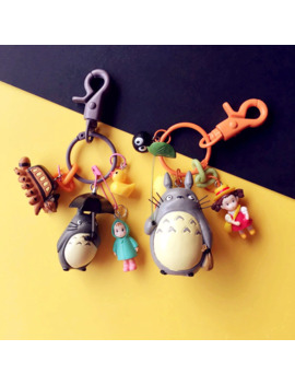 2019-cute-my-neighbor-totoro-keychain-chinchilla-keyrings-pendant-fit-bag-charms-purse-accessory-for-miyazaki-hayao-comic-fans by aliexpresscom