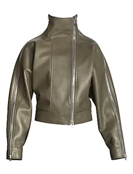 lorca-convertible-leather-jacket by acne-studios
