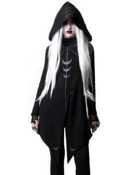 Moon Seer Gothic Cardigan by Rogue & Wolf