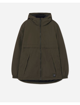 quilted-parka by lefties
