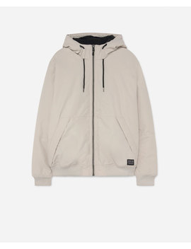 Hooded Jacket by Lefties