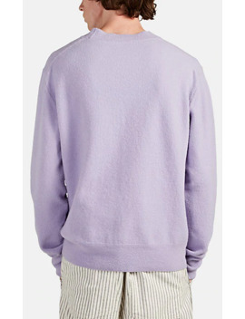 virote-oversized-wool-blend-sweater by nanushka