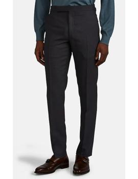 Kent Wool Two Button Suit by Ralph Lauren Purple Label
