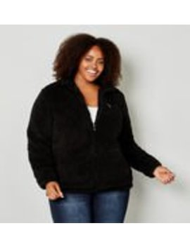 Reversible Cozy Fleece Jacket By Skechers® by Avenue