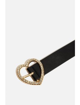 **heart-you-belt-by-skinnydip by topshop