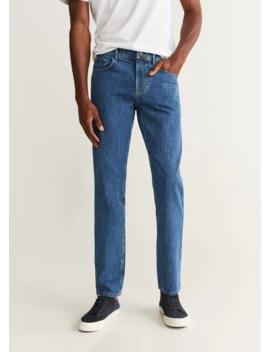 jeans-regular-fit-premium by mango