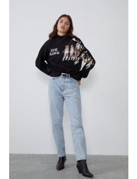 sweatshirt-women-in-art-collection-©zoe-hawk by zara