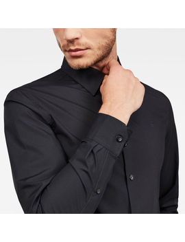 core-slim-shirt by g-star