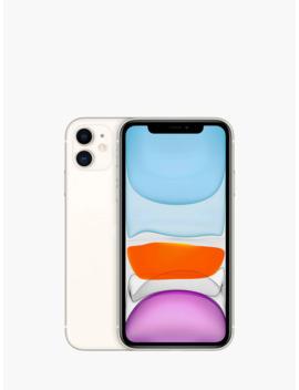 "apple-iphone-11,-ios,-61"",-4g-lte,-sim-free,-64gb,-white by apple"