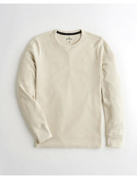 cozy-thermal-t-shirt by hollister