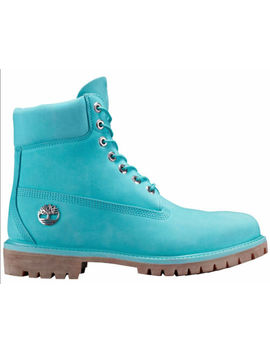 mens-brand-new-timberland-6-in-premium-blue-boots-[tb0a1jm5] by timberland