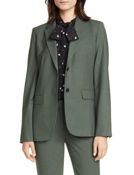 classic-stretch-wool-jacket by theory
