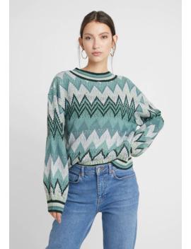 vifrey---stickad-tröja by vila