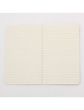 high-quality-paper-slim-notebook-a6 by muji
