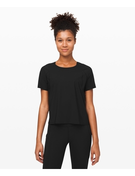 Outrun The Heat Short Sleeve New by Lululemon