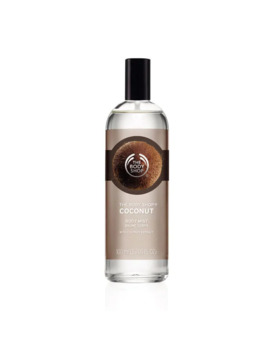 Coconut Oil Body Mist Ask & Answer by The Body Shop