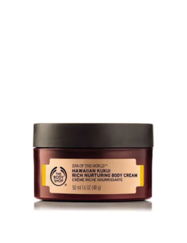 Spa Of The World™ Hawaiian Kukui Body Cream Moisturizer Ask & Answer by The Body Shop