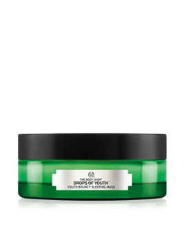 Drops Of Youth™ Youth Bouncy Sleeping Face Mask Ask & Answer by The Body Shop