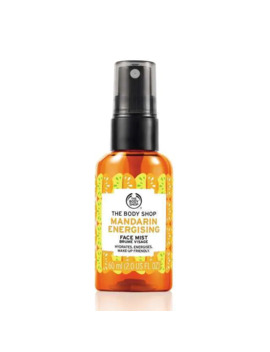Mandarin Energising Face Mist Ask & Answer by The Body Shop