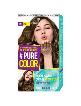 Vopsea De Par Permanenta Pure Color 7.0 Nude Blond, 142.5 Ml by Pure Color
