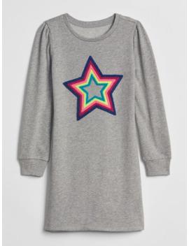 Kids Star Graphic Dress by Gap