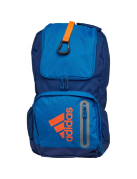 Adidas Hockey Backpack Collegiate Royal/Shock Blue by Adidas