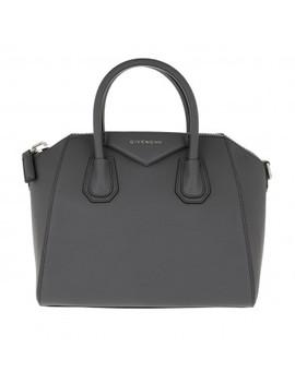 Antigona Small Bag Storm Grey by Givenchy