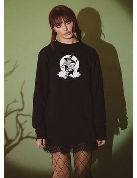 Tatted Bruja Long Sleeve Tee by Valfre