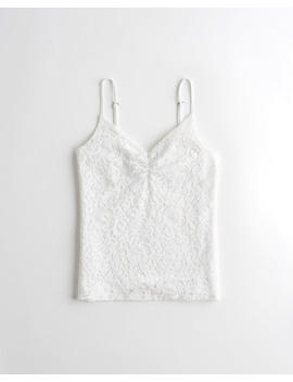 Lace Cami by Hollister
