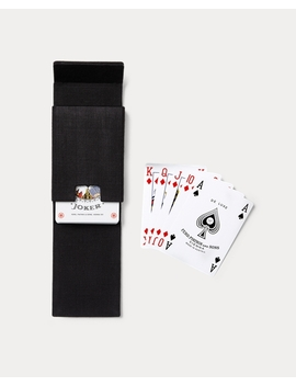 Cotton Skull Card Set by Ralph Lauren