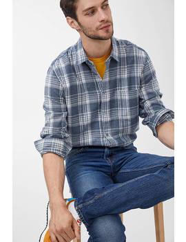 Shirt 5 Mouline Flannel by Arket